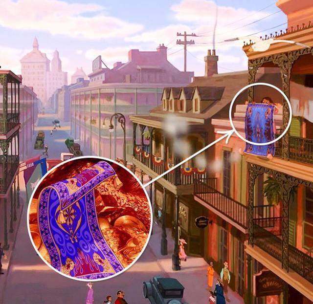 11 chi tiết bí mật của hoạt hình Disney có thánh cũng không biết được - Ảnh 11.