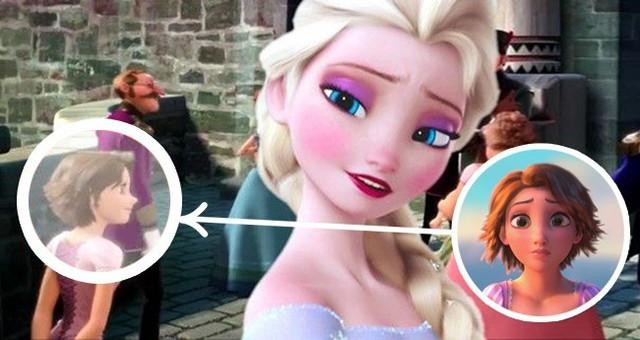11 chi tiết bí mật của hoạt hình Disney có thánh cũng không biết được - Ảnh 6.