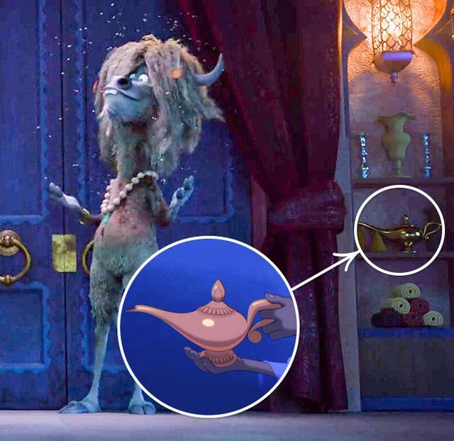 11 chi tiết bí mật của hoạt hình Disney có thánh cũng không biết được - Ảnh 8.