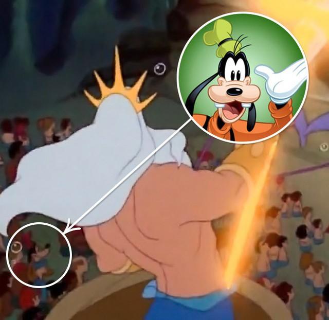11 chi tiết bí mật của hoạt hình Disney có thánh cũng không biết được - Ảnh 9.