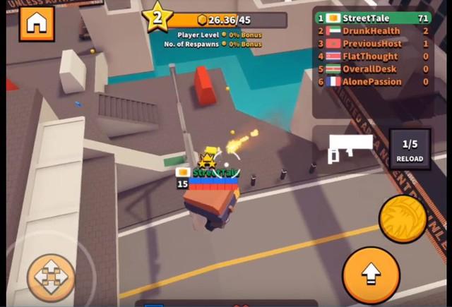 FPS.io - Game mobile PUBG phiên bản đồ chơi ngộ nghĩnh sắp ra mắt game thủ vào tháng 10 - Ảnh 2.
