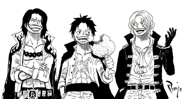 One Piece: Thời gian không tha một ai dù có là Vua Hải Tặc, loạt fanart Luffy phiên bản bô lão sẽ chứng minh điều này - Ảnh 10.