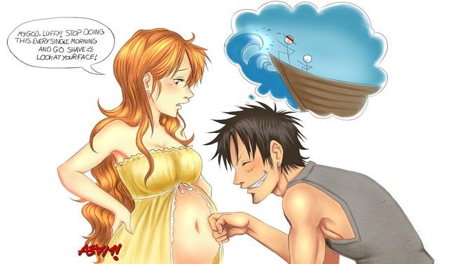 One Piece: Thời gian không tha một ai dù có là Vua Hải Tặc, loạt fanart Luffy phiên bản bô lão sẽ chứng minh điều này - Ảnh 12.