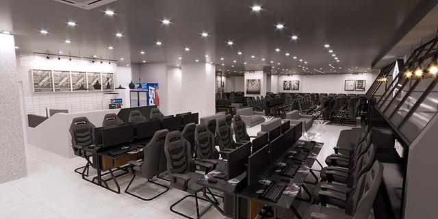 Hóa ra không phải đùa, quán net mới của ông chủ KingOfWar thực sự có cả bể bơi và phòng tập Gym, dịch vụ cực kỳ sang chảnh - Ảnh 3.