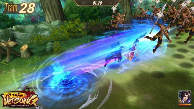 [HOT] Võ Thần Vô Song: Game đỉnh cao chiến thuật Tam Quốc dành cho mobile chính thức ra mắt 12/09 - Ảnh 7.