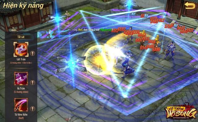 [HOT] Võ Thần Vô Song: Game đỉnh cao chiến thuật Tam Quốc dành cho mobile chính thức ra mắt 12/09 - Ảnh 6.