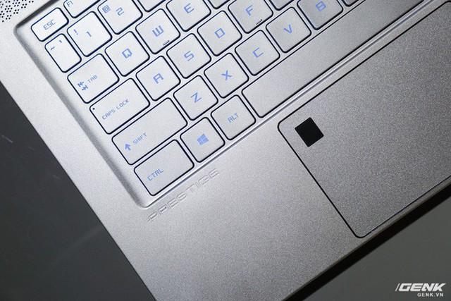 Cận cảnh laptop mỏng nhẹ Prestige PS42 đến từ MSI: chỉ 1,19 kg, pin 10 giờ, giá gần 21 triệu đồng - Ảnh 14.