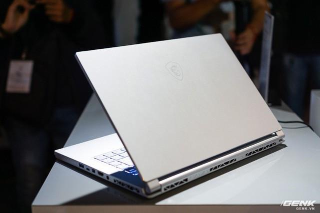 Cận cảnh laptop mỏng nhẹ Prestige PS42 đến từ MSI: chỉ 1,19 kg, pin 10 giờ, giá gần 21 triệu đồng - Ảnh 17.