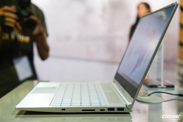 Cận cảnh laptop mỏng nhẹ Prestige PS42 đến từ MSI: chỉ 1,19 kg, pin 10 giờ, giá gần 21 triệu đồng - Ảnh 9.