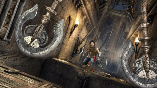 Prince of Persia - Chàng hoàng tử trong lòng tôi - Ảnh 4.