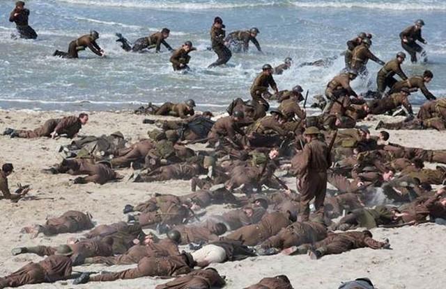 Cuộc di tản lịch sử Dunkirk được cho là sự kiện định hình Thế giới mới