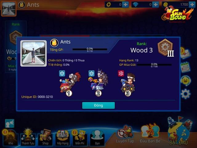 Game thủ sẽ được chạm vào GunBound M từ ngày 23/01