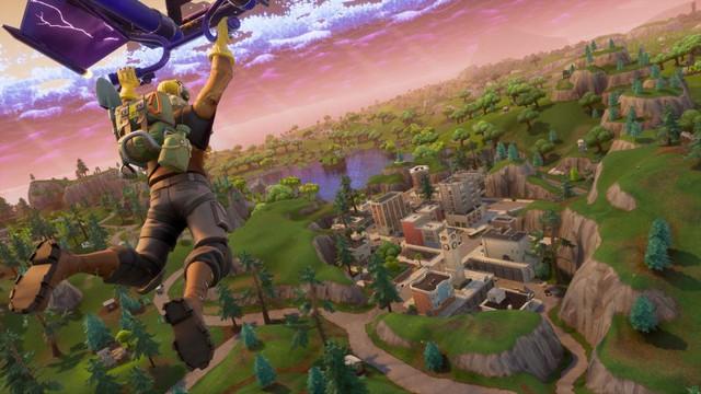 Fortnite thành công phần lớn nhờ vào sự tận tâm của Epic Games