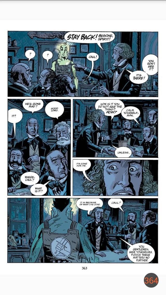 """Huyền thoại về Abe Sapien, gã """"người cá"""" thượng đẳng đồng hành cùng Chúa tể địa ngục Hellboy - Ảnh 6."""