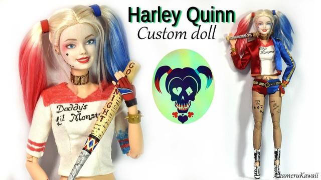 Cô nàng điên loạn Harley Quinn Margot Robbie sẽ hóa thân thành búp bê Baribie trong phiên bản live-action - Ảnh 4.