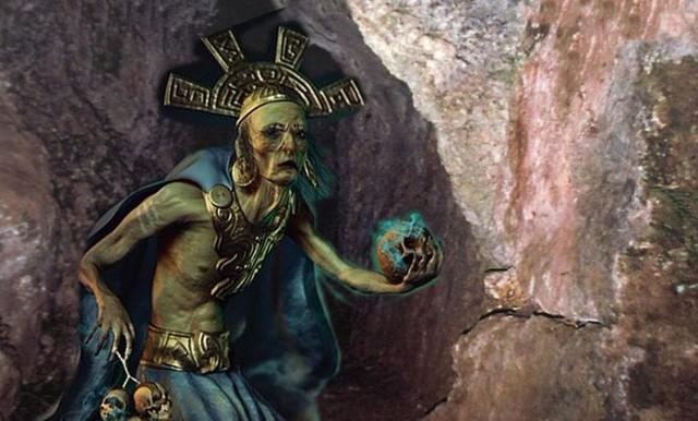 5 phiên bản Diêm Vương đặc biệt và quyền năng nhất dưới Địa Ngục mà ít người biết đến - Ảnh 4.