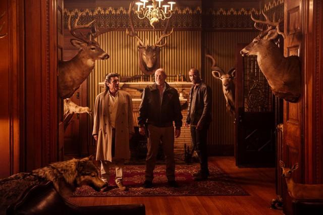 5 vị thần siêu dị và kỳ quặc từng xuất hiện trong American Gods - Ảnh 5.