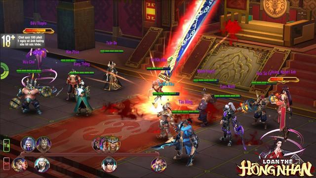 Rất cần những tựa game như Loạn Thế Hồng Nhan để nâng tầm chiến thuật Tam Quốc - Ảnh 2.