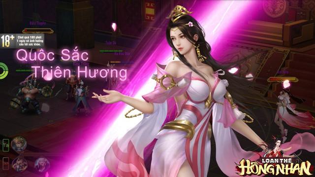 Rất cần những tựa game như Loạn Thế Hồng Nhan để nâng tầm chiến thuật Tam Quốc - Ảnh 4.