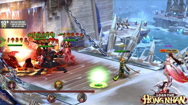 Rất cần những tựa game như Loạn Thế Hồng Nhan để nâng tầm chiến thuật Tam Quốc - Ảnh 6.