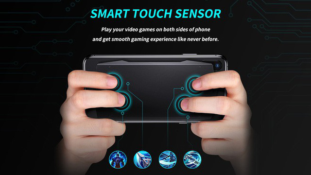 [CES 2019] Đây là chiếc gamepad mà ai chơi game mobile cũng đều thèm nhỏ rãi - Ảnh 2.