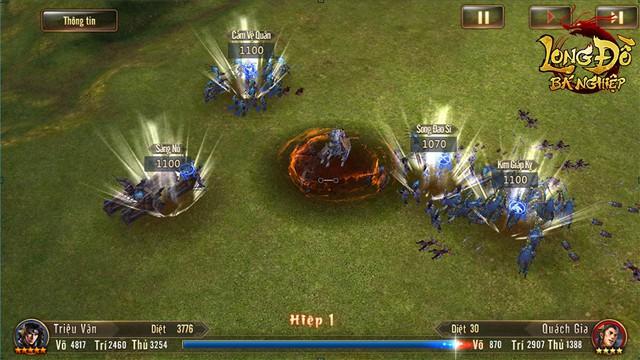 """Chưa từng có tựa game SLG nào tại Việt Nam sở hữu đồ họa """"khủng"""" như Long Đồ Bá Nghiệp, đúng là đẳng cấp game Top 1 Châu Á! - Ảnh 6."""