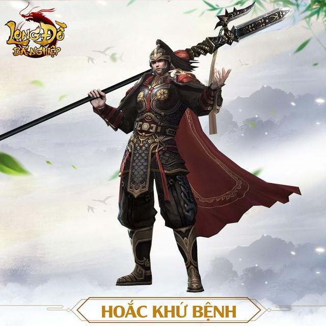 """Chưa từng có tựa game SLG nào tại Việt Nam sở hữu đồ họa """"khủng"""" như Long Đồ Bá Nghiệp, đúng là đẳng cấp game Top 1 Châu Á! - Ảnh 9."""