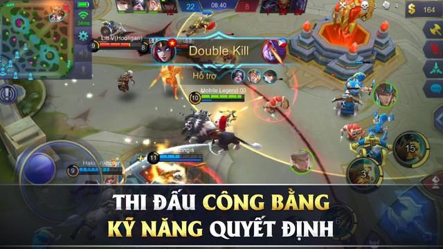 Mobile Legends Bang Bang VNG vượt mốc 2,5 triệu lượt tải một cách thần tốc - Ảnh 2.