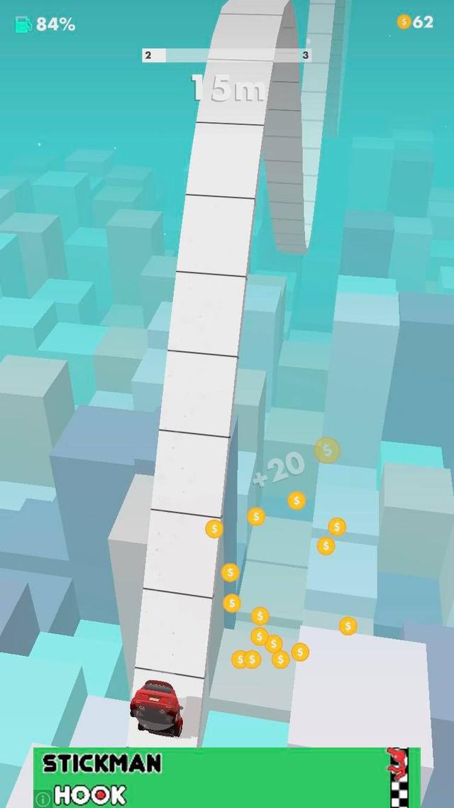 Flip Rush - Game chạy đua vô tận khiến game thủ không thể nào mà dừng lại được - Ảnh 1.