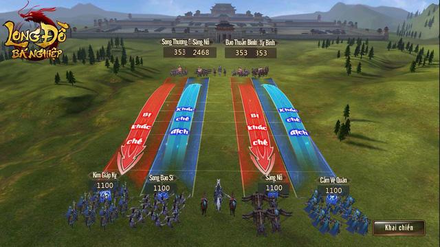 Trải nghiệm Công Thành Chiến đầy mê hoặc trong Long Đồ Bá Nghiệp: Game xuất sắc nhất China Joy 2017 - Ảnh 4.