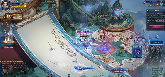 Mộng Tru Tiên – Webgame nhập vai tiên hiệp đẹp như tranh công bố ngày ra mắt - Ảnh 3.