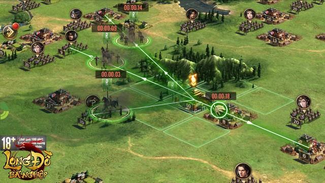 Trải nghiệm Công Thành Chiến đầy mê hoặc trong Long Đồ Bá Nghiệp: Game xuất sắc nhất China Joy 2017 - Ảnh 6.