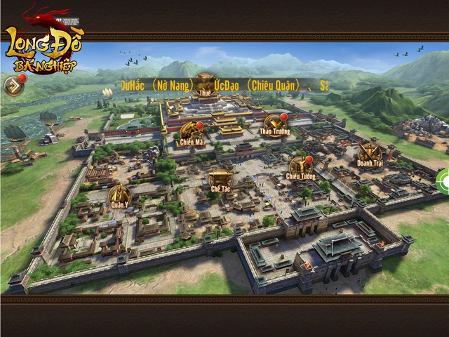 Trải nghiệm Công Thành Chiến đầy mê hoặc trong Long Đồ Bá Nghiệp: Game xuất sắc nhất China Joy 2017 - Ảnh 9.