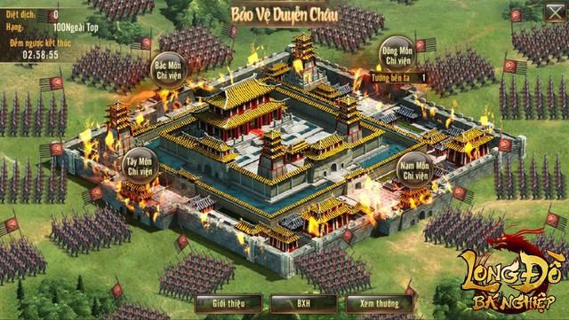Trải nghiệm Công Thành Chiến đầy mê hoặc trong Long Đồ Bá Nghiệp: Game xuất sắc nhất China Joy 2017 - Ảnh 10.