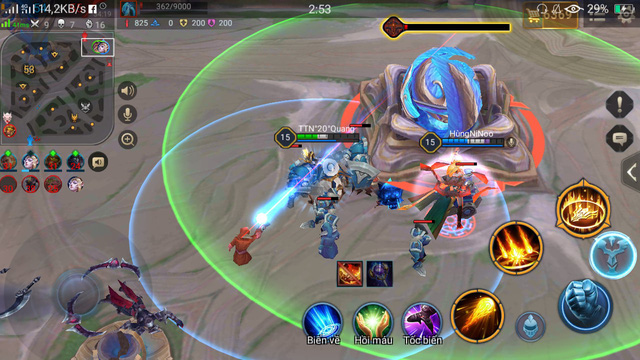 Tổng hợp 4 game mobile MOBA sẽ cạnh tranh gay gắt trong năm 2019 - Ảnh 1.