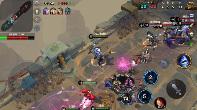Tổng hợp 4 game mobile MOBA sẽ cạnh tranh gay gắt trong năm 2019 - Ảnh 3.
