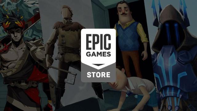 Áp dụng chính mới, Epic Game Store quyết khô máu với Steam - Ảnh 1.