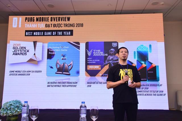 Viruss, Độ Mixi bất ngờ xuất hiện khiến nhiều người phấn khích tại lễ tri ân cộng đồng PUBG Mobile của VNG - Ảnh 2.