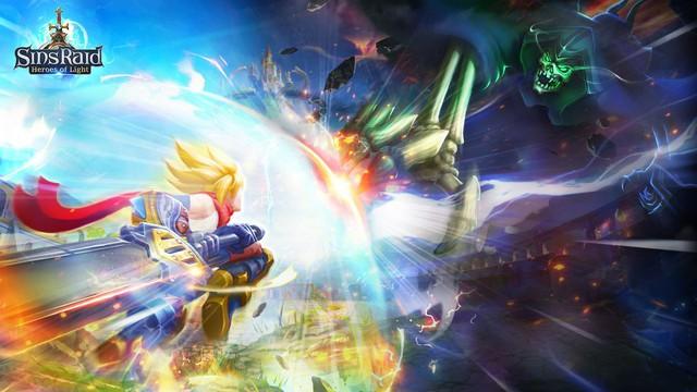 Sins Raid: Heroes of Light - Game hành động tuyệt phẩm mới mở thử nghiệm, xứng đáng chơi ngay - Ảnh 3.