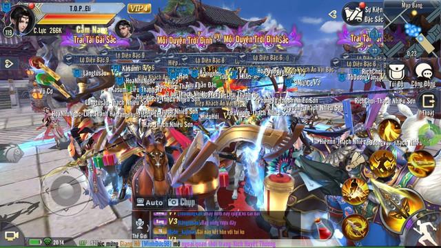 999 giftcode mừng máy chủ mới Tình Kiếm của Cẩm Y Vệ, đăng nhập nhận ngay Bạch Hổ Thần Thú - Ảnh 1.