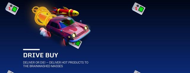 Drive Buy - Game đua xe giao hàng siêu siêu vui cho game thủ đăng ký - Ảnh 3.