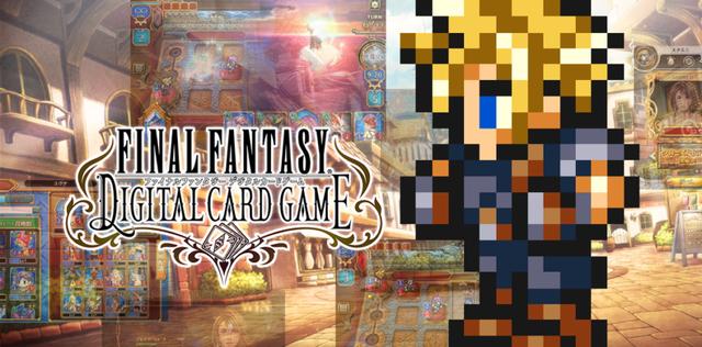 Final Fantasy: Digital Card Game - Game thẻ bài dựa trên series Final Fantasy huyền thoại sắp ra mắt - Ảnh 1.