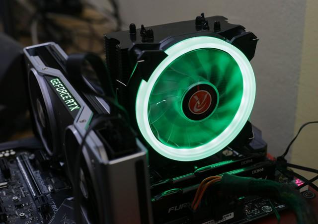 Trải nghiệm bộ tản nhiệt tuyệt vời của Raijintek: Đẹp mắt và khiến cho CPU của game thủ mát lạnh - Ảnh 11.
