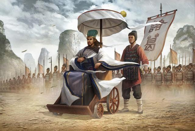 """Đế Vương Bá Nghiệp: Cuối cùng Gia Cát Lượng cũng chịu """"xuống núi"""" sau khi được tặng riêng bộ """"Hoàng Kim"""" - Ảnh 1."""