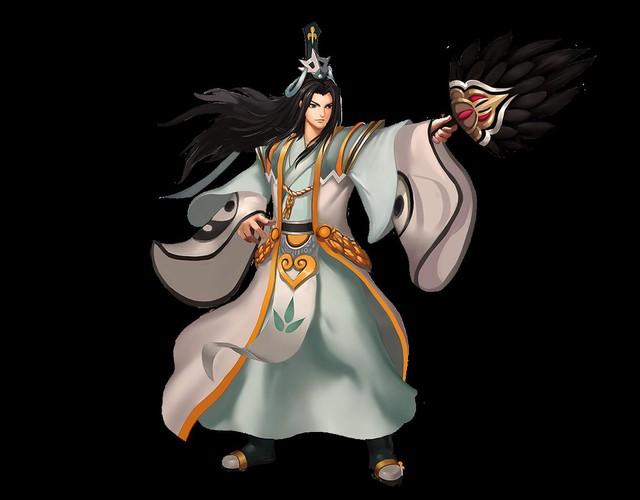 """Đế Vương Bá Nghiệp: Cuối cùng Gia Cát Lượng cũng chịu """"xuống núi"""" sau khi được tặng riêng bộ """"Hoàng Kim"""" - Ảnh 7."""