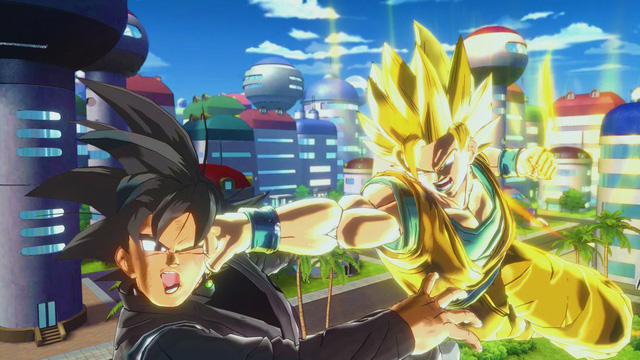Xuất hiện tựa game Dragon Ball mới với phong cách nhập vai, hành động ARPG - Ảnh 1.