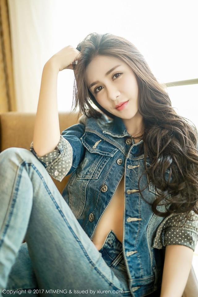 Cá tính với vẻ đẹp hút hồn của cô nàng Lili Qiqi Xixi - Ảnh 4.