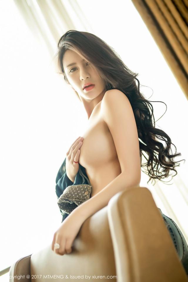 Cá tính với vẻ đẹp hút hồn của cô nàng Lili Qiqi Xixi - Ảnh 6.