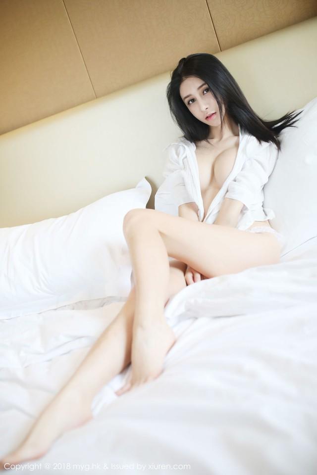 Cá tính với vẻ đẹp hút hồn của cô nàng Lili Qiqi Xixi - Ảnh 7.