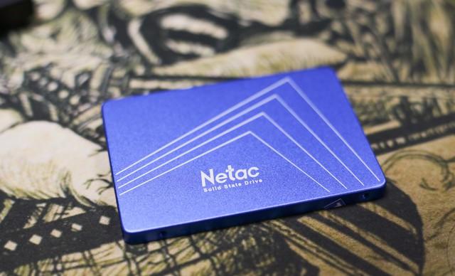 Trải nghiệm nhanh Netac SSD: Chiếc ổ cứng tốc độ cao với thiết kế đẹp mắt, giá rất ngọt nước - Ảnh 1.
